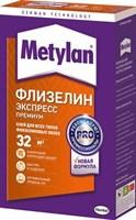 Клей METYLAN обойный Флизелин PREMIUM Экспресс 285гр
