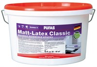 Краска PUFAS Матовая латексная Matt-Latex Classic 5л