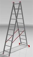 Лестница двухсекционная VIRA НВ 2*14 604214