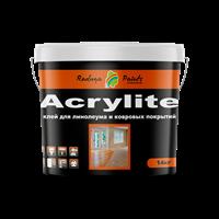Клей ACRYLITE для линолеума и ковровых покрытий 14 кг