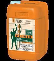 Грунтовка ALINEX Праймер 10кг морозост