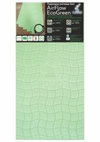 Подложка листовая СОЛИД AirFlow EcoGreen зелёный эко 1000*5000*4мм (1уп-5кв.м)