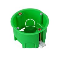 Коробка уст. СП 68*45 для г/к HEGEL КУ 1201 с пласт. лапами (1*288)