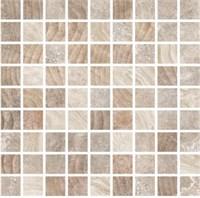 Панель Мозаика бежевая/бархатный песок (0171-1) 2,7*0,25*9мм