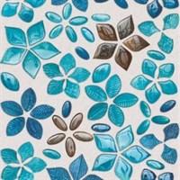 Панель Мозаика голубая лагуна (161/1) 2,7*0,25*9мм