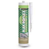 Клей монтажный MAKROFLEX Bioline MF 170 Турбобыстрый с пов. прочностью креп., картридж 400г, бел.