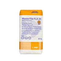 Клей MasterTile эластичный жаростойкий для любого вида плиток FXL24 grey (FLEXMORTEL) 25 кг