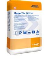 Суперклей MasterTile FLX24 Fleksmortel, белый 25кг