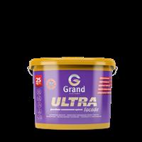 Водоэмульсия Grand victory ULTRA FASADE на силикон.основе, гидрофобная, щелоч, атмосферостойкая 25кг
