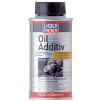 Присадка антифрикционная в масло c MoS2 OIL ADDITIV (125мл) 1011