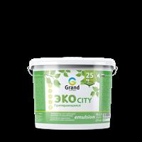 Краска водно-дисперсионная GRAND VICTORY Ekocity 25кг
