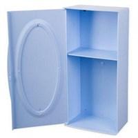 Шкафчик Шарм (светло-голубой) АС 11608000