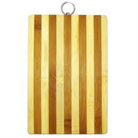 Доска разделочная бамбук 26*16*0,8 см.160381