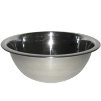 Миска глубокая 18 см нерж.сталь (144 шт) арт. 270003