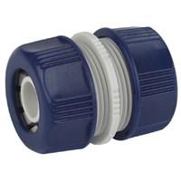 Муфта GREEN APPLE ECO ремонтная,соединительная для шланга 19мм (3/4) пластик GAEM20-09