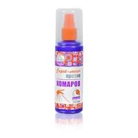 Спрей-лосьон HELP от комаров до 4 часов защиты, репеллентный, 100мл 80510