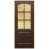 Полотно ОМИС дверное Классика фотопечать (пленка ПВХ) 600*2000*34 венге