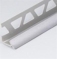 Раскладка под плитку ИДЕАЛ ВП7-8мм внутренняя 2,5м белая