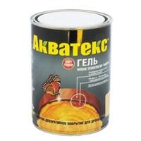 Гель РОГНЕДА АКВАТЕКС защитно-декоративное покрытие орегон 0,75л