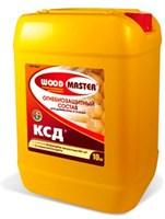 Средство WOOD MASTER КСД огнебиозащитное для древесины канистра 5кг