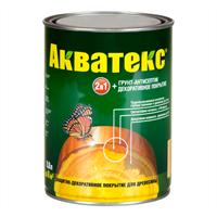 Средство РОГНЕДА АКВАТЕКС-ЭКСТРА защитно-декоративное тик 0,8л