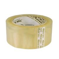 Скотч NOVA ROLL 204 48мм*100м прозрачный 0120-442X