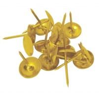 Гвоздики SOLLER золото 75 гр в коробке (100)