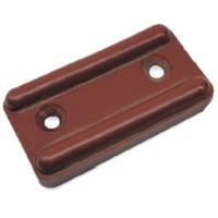 Подпятник SOLLER мебельный коричневый (50)