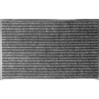 Коврик KOVROFF ЭКОНОМ влаговпитывающий 40*60см 91102 серый