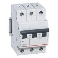 Автоматический выключатель LEGRAND RX3 4,5KA 25А 3П тип C 419710