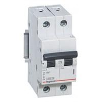Автоматический выключатель LEGRAND RX3 4,5KA 63А 2П тип C 419703