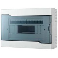 Бокс ЩРН-П-12 для наружной уст-ки 12-х модульных устройств 730-2000-012