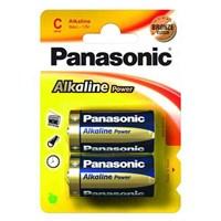 Батарейка PANASONIC Alkaline Power LR14APB/2BP тип С