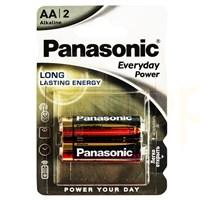 Батарейка PANASONIC LR6EPS/2BP тип АА*12