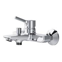Смеситель AM.PM для ванны и душа X-Joy S, излив 164 мм, хром F85B10000