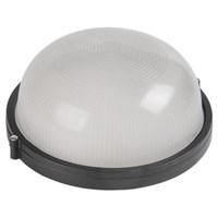 Светильник НПП 1101 черный/круг 100Вт (ИЭК)