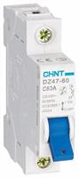 Автомат-выкл. Chint DZ47 4.5KA 1P C50