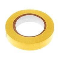 Изолента ПВХ 15мм*20м желтая 305-040