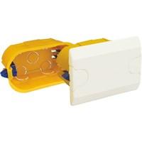 Коробка электроустан. для гипсокартона и пол/стен KSC 11-105