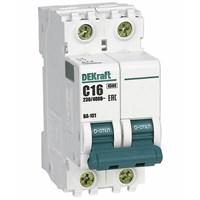 Автомат-выкл. ВА101-2Р-040А DEKraft 11070