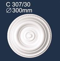 Розетка потолочная С307/30 (1*12)