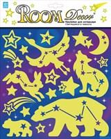 Элемент декоративный ROOM DECOR Светящиеся созвездия RKA 3407