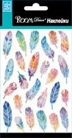 Элемент декоративный ROOM DECOR Цветные перья-мини LCPMA 09003