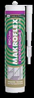 Клей монтажный MAKROFLEX Bioline MF 190 Турбо быстрый с пов. прочностью креп., картридж 400г белый