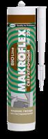 Клей монтажный MAKROFLEX Bioline MF 915 Турбобыстрый с пов. прочностью креп., картридж 400г бежевый