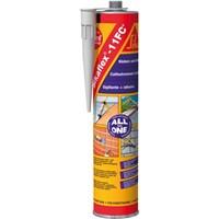Клей-герметик SIKAflex-11 FC серый универсальный полиуретановый 300мл 86886