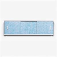 Экран для ванн 1,7м ОПТИМА 39 голубой мороз