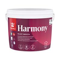 Краска водоэмульсионная Гармония А латексная моющ.9,0л