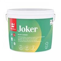 Краска водоэмульсионная Джокер А латексная моющ. мат. 9,0л
