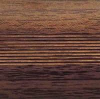 Стык 38мм 1,8 бук натуральный